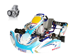 Ensemble Top-Kart Dreamer KZ / TM KZ-R1 complet