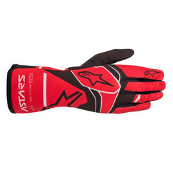 Gants Alpinestars Tech 1 K-Race SOLID 2020 Rouge